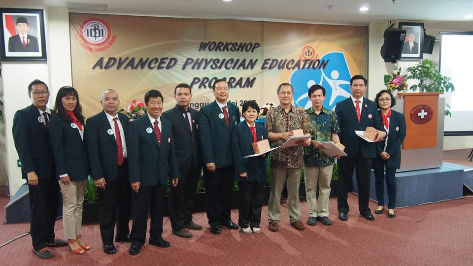 Advance Physician Education Program I - 28 Mei 2017