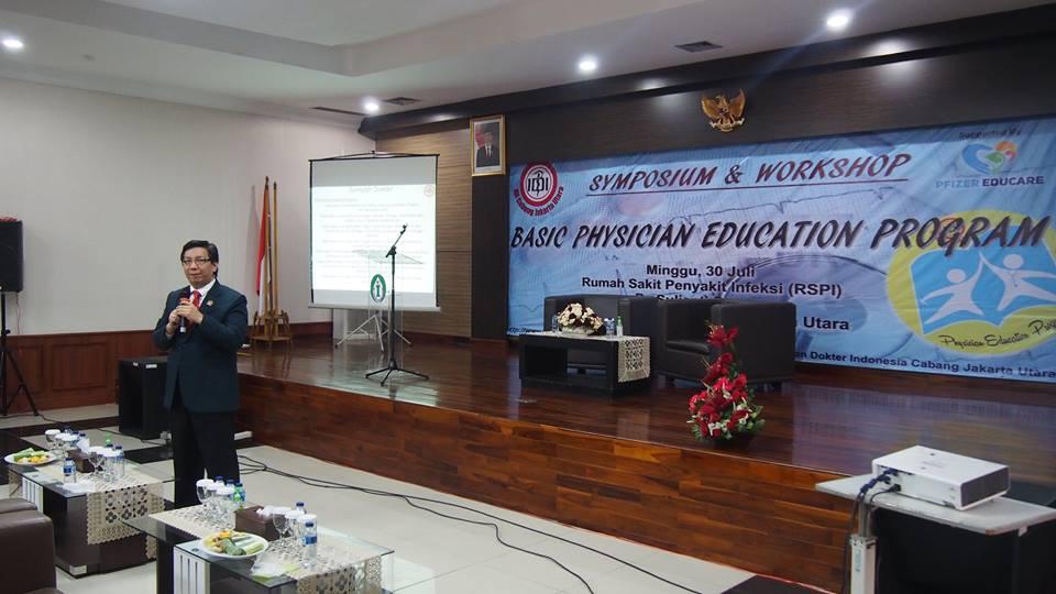 Basic Physician Education Program I - 30 Juli 2017