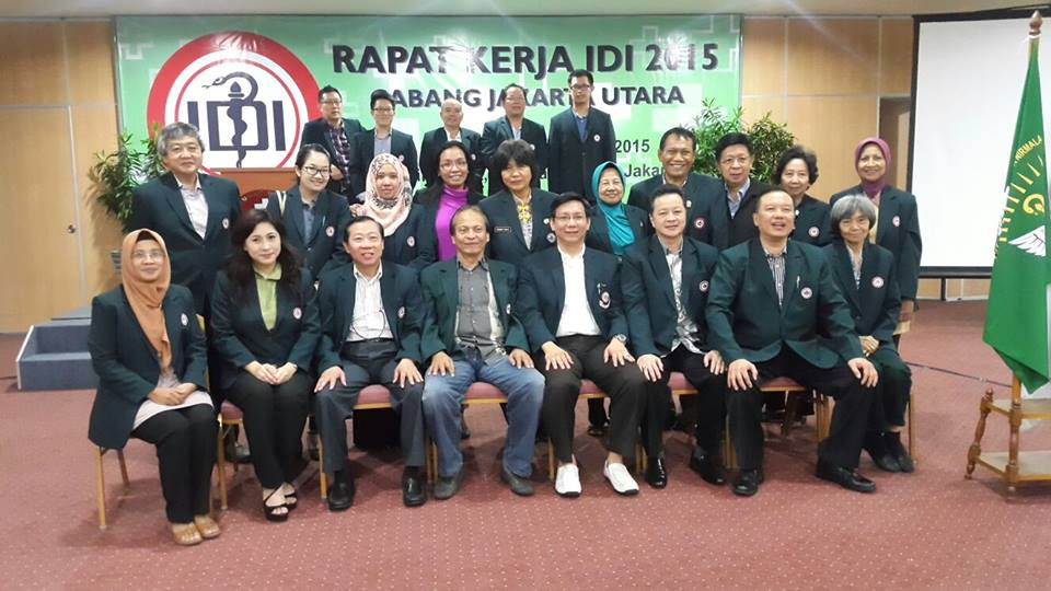 Rapat Kerja - 13 Desember 2015