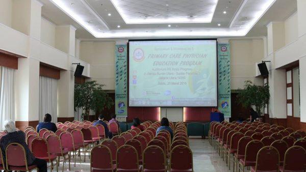 Primary Care Physician Education Program III – 20 Maret 2016