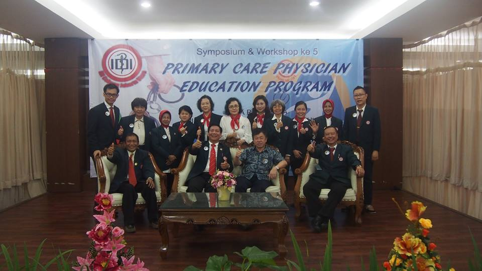Primary Care Physician Education Program V - 24 Juli 2016