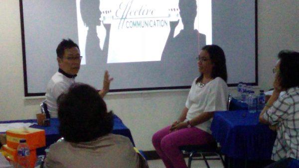 Pelatihan Komunikasi Neurolinguistic Programme (NLP) IDI cabang Jakarta Utara – 21 Februari 2016