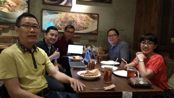 Komunikasi dan Informasi Ikatan Dokter Indonesia cabang Jakarta Utara
